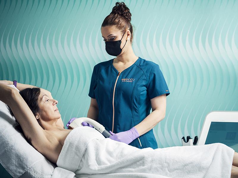 Cómo funciona la depilación láser